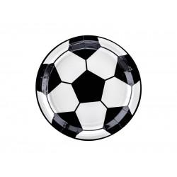 Πιάτα χάρτινα Ποδόσφαιρο  6τμχ