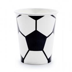 Ποτήρια χάρτινα Ποδόσφαιρο  6τμχ