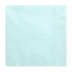 Χαρτοπετσέτες Γαλάζιες  20 τεμ.