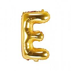 Μπαλόνι Γράμμα E Χρυσό 35εκ