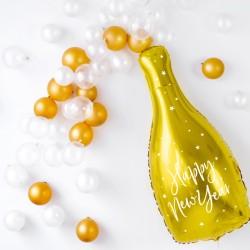 Μπαλόνι Μπουκάλι Σαμπάνιας χρυσό