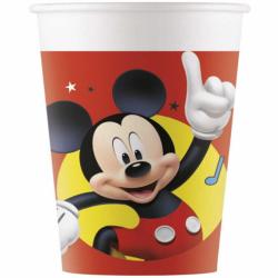 Ποτήρια Χάρτινα  Mickey Mouse  8 τεμ.