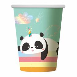 Ποτήρια Dreamy Panda 266ml 6 τεμ.