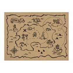 Χάρτινα Σουπλά Χάρτης Θυσαυρού