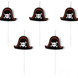 Κεριά Γενεθλίων Πειρατές
