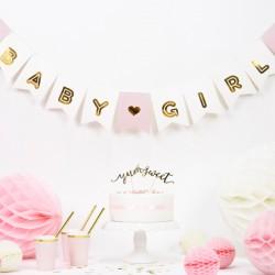 Μπάνερ Baby Girl