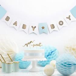 Μπάνερ Baby Boy