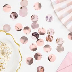 Confetti Ροζ Χρυσό 15γρ