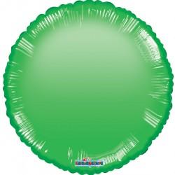 "18"" foil  στρογγυλό Πράσινο Gellibean"