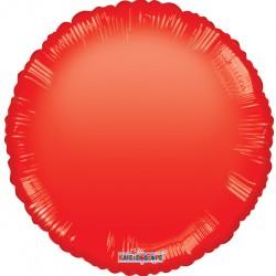 "18"" foil στρογγυλό  Κόκκινο Gellibean"