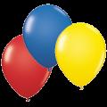 Μπαλόνια Latex μονόχρωμα