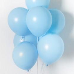 Latex Γαλάζιο Ματ