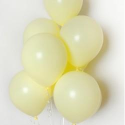 Latex Κίτρινο Ματ