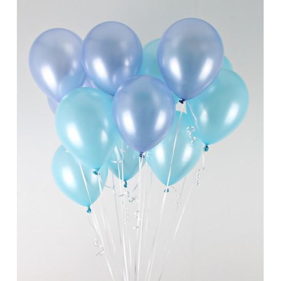 Latex Γαλάζιο Περλέ