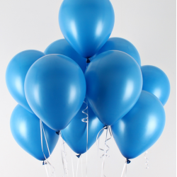 Latex Μεσαίο Μπλε Standard