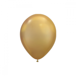 Latex Χρυσό Chrome