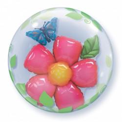 Μπαλόνι Double Bubble Πεταλούδα