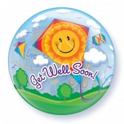 Μπαλόνι  Bubble Get Well Soon