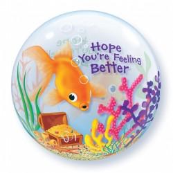 Μπαλόνι  Bubble Hope You're Feeling Better