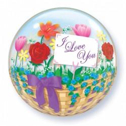Μπαλόνι  Bubble I Love You