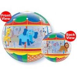 Μπαλόνι  Bubble  Καρουζελ Ζωάκια