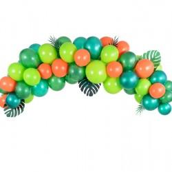 Γιρλάντα Μπαλονιών DIY Ζούγλα 200εκ