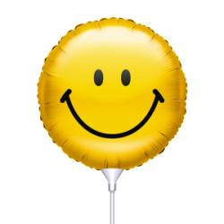 Μπαλόνι με καλαμάκι Φατσούλα