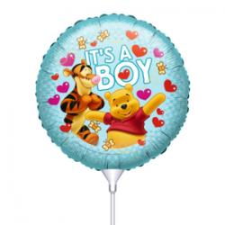 Μπαλόνι με καλαμάκι ΒΟΥ Winnie