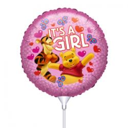 Μπαλόνι με καλαμάκι GIRL Winnie