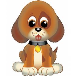 Σκύλος Puppy Jumbo Shape