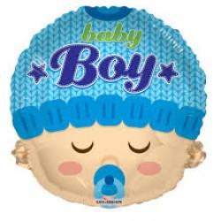 "18"" Baby Boy head"