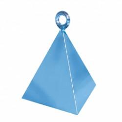 Βαρίδι πυραμίδα γαλάζιο
